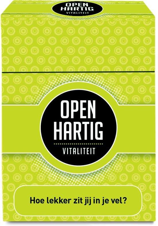 Open Hartig - Vitaliteit