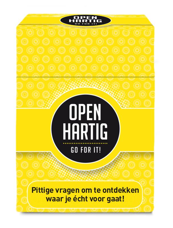 Open Hartig - Go for it!