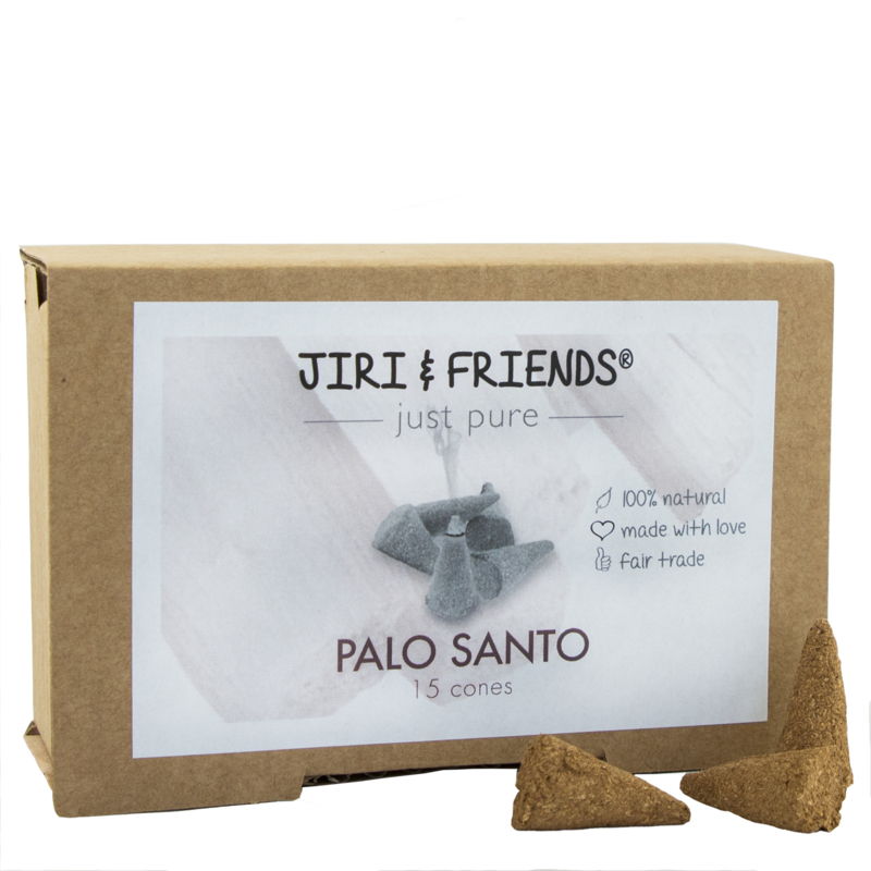 Palo Santo Cones - Jiri & Friends