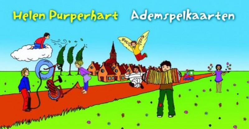 Helen Purperhart - Ademspel  Kaarten voor Kinderen