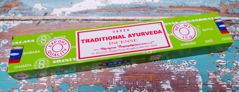 Wierook Satya Traditional AYURVEDA - 15 gram