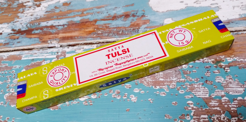 Wierook Satya TULSI - 15 gram