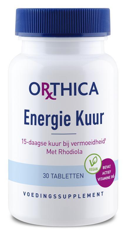 Energie kuur - 30 tabletten