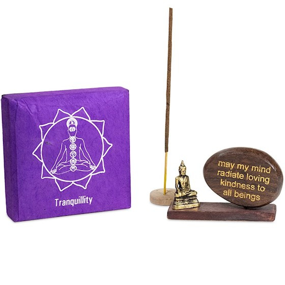 Affirmatie cadeauset - Tranquility