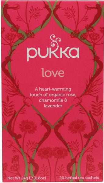 Love - Pukka thee