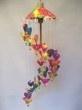 Full Colour Mobiel - Vlinder Hart