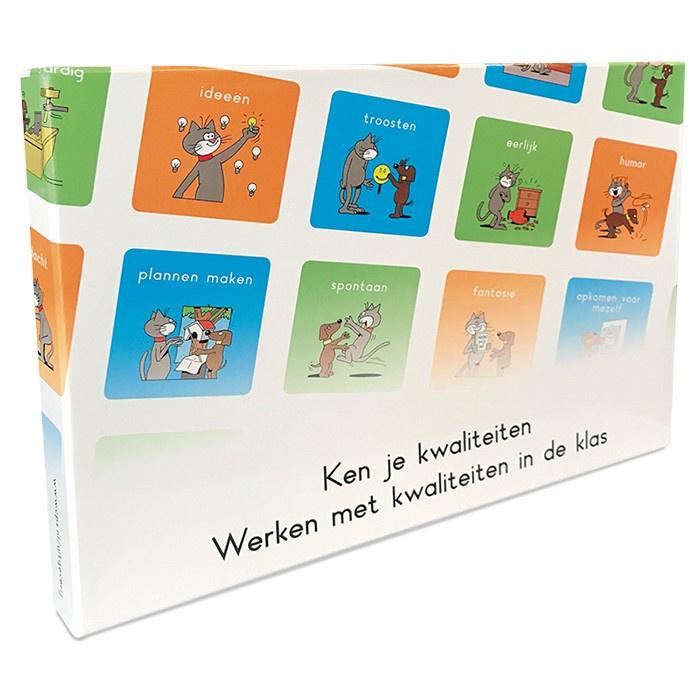 Ken je Kwaliteiten ( jeugd kwaliteitenspel) - Els Loman