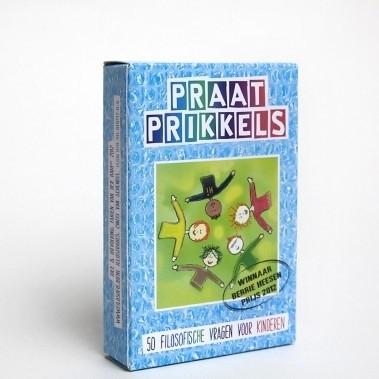 Praat Prikkels - Coachingskaarten