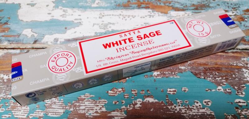 Wierook Satya WHITE SAGE