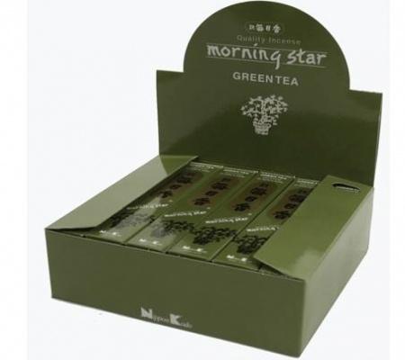 Groene thee - Japanse wierook - Morning Star