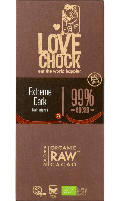 Love Chock - Extreme dark