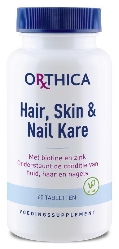 Hair skin & nail care - 60 tabletten