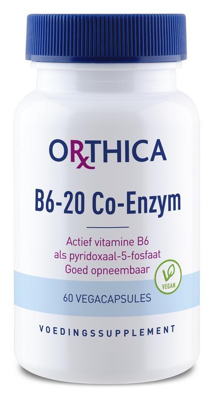 Co-enzym B6-20 - 60 vcaps