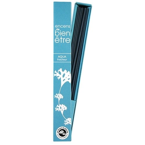 WELL BEING INCENSE AQUA - Refreshing