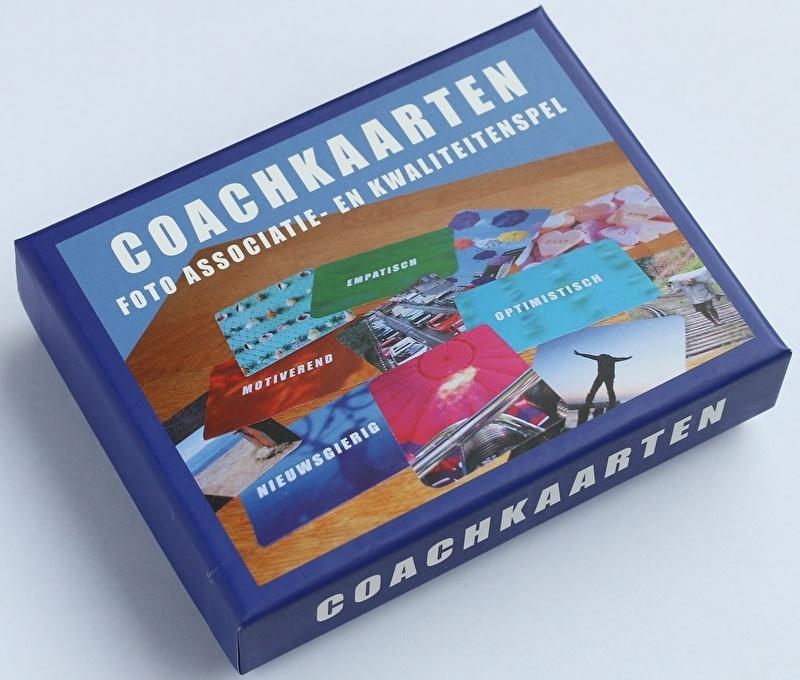 Coachkaarten (Associatie & Kwaliteitenspel) - Hellen Overduin