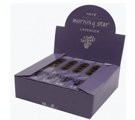 Lavendel -   Japanse wierook - Morning Star