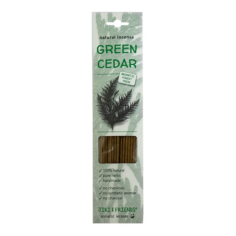 Green Cedar wierook