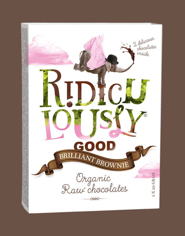Ridiculously good - Brilliant Brownie