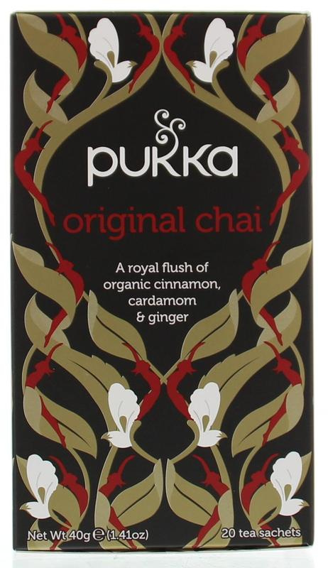 Original Chai - Pukka thee