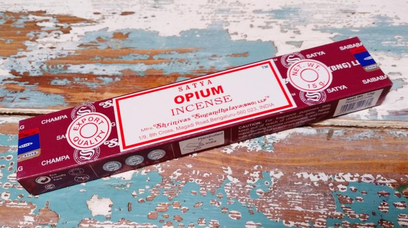 Wierook Satya OPIUM - 15 gram