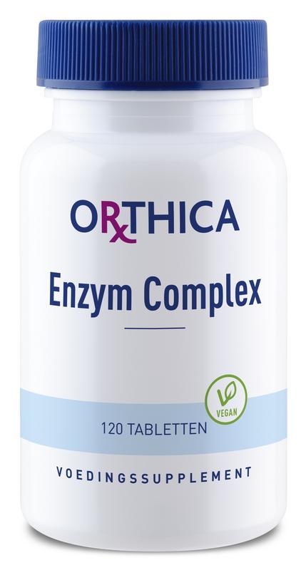 Enzym complex - 120 tabletten