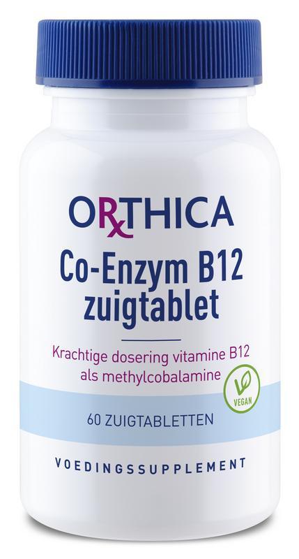 Co enzym B12 -  60 zuigtabletten