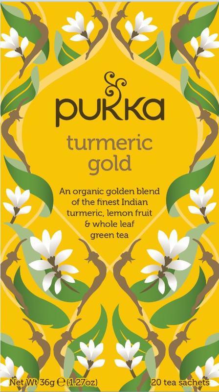 Turmeric Gold - Pukka thee