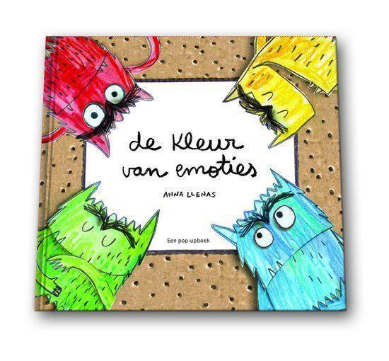 De kleur van emoties - pop-up boek