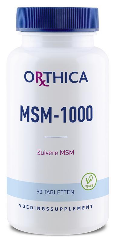 MSM 1000 - 90 tabletten