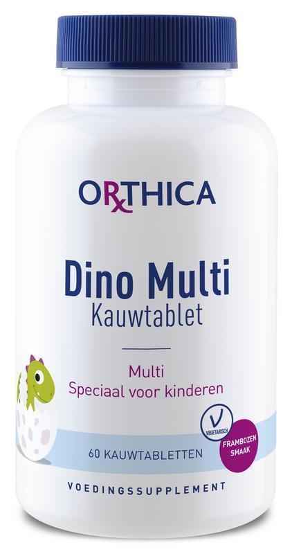 Dino Multi - 60 kauwtabletten