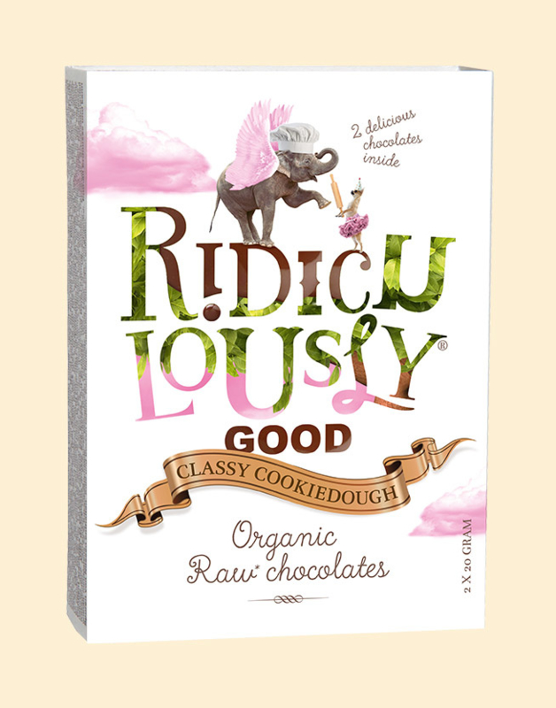 Ridiculously good - Classy Cookie Dough