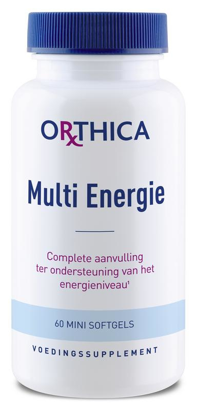 Multi energie - 60 softgels