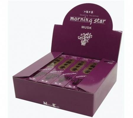 Musk - Japanse wierook - Morning Star