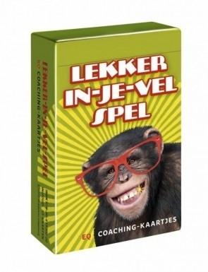 Lekker in je vel spel - Coachingskaarten