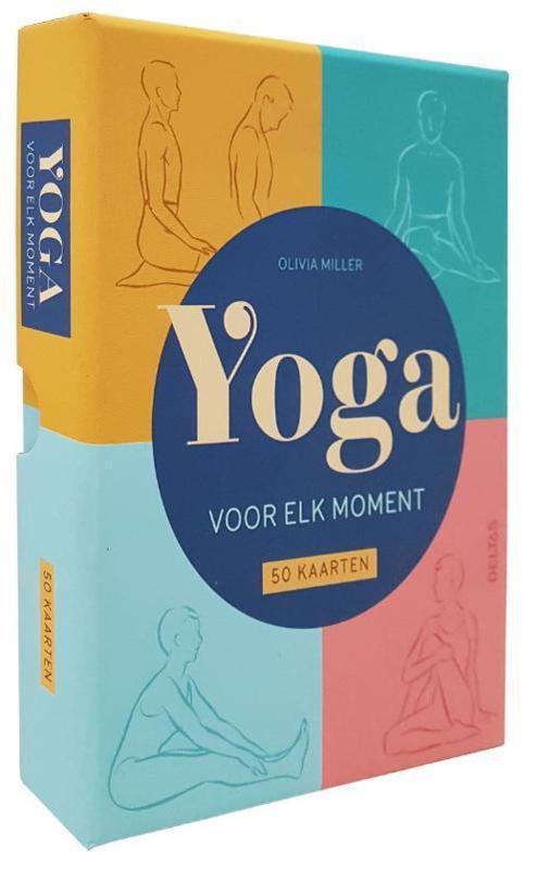 Yoga voor elk moment - Kaartenset