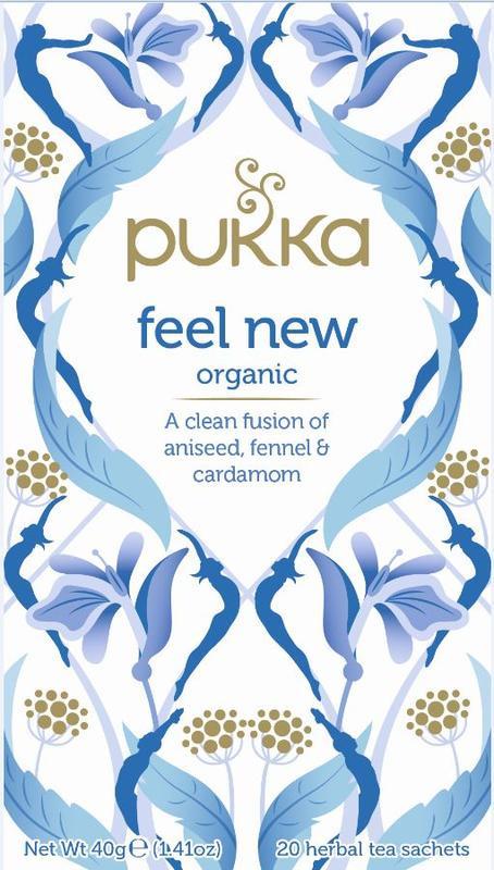 Detox Feel New - Pukka thee