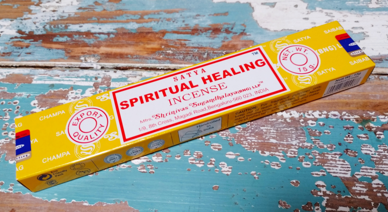 Wierook Satya SPIRITUAL HEALING - 15 gram