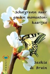 Schatgraven naar Gouden Momenten Kaartjes - Saskia de Bruin