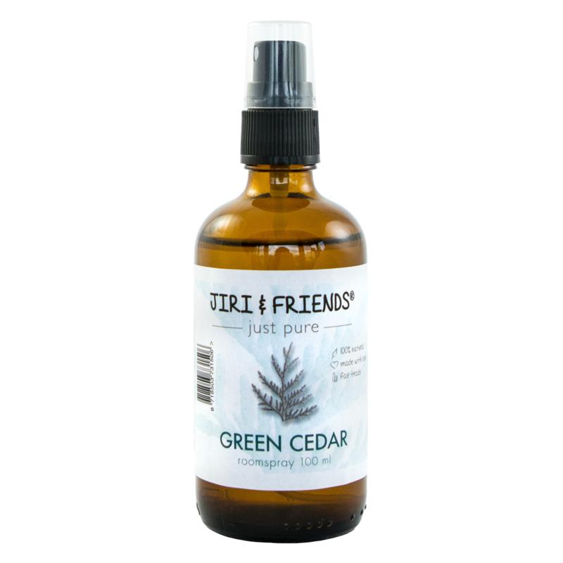 Green Cedar Aromatherapy Spray - 100 ml