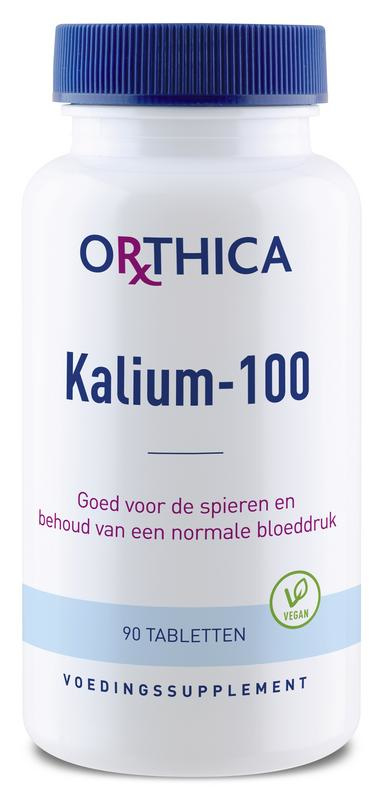 Kalium 100 - 90 tabletten
