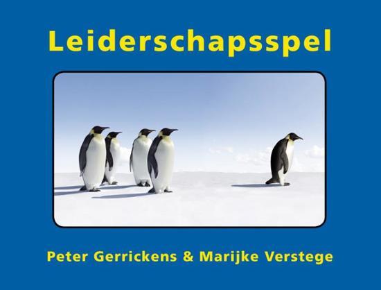 Leiderschapsspel - Peter Gerrickens & Marijke Verstege
