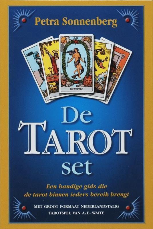 De Tarot set - 78 kaarten in doos