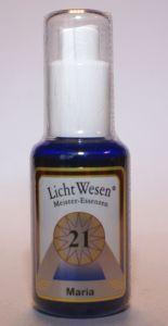 Tinctuur 21 - MARIA - Geborgenheid - 30 ml