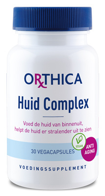 Huidcomplex - 30 vcaps