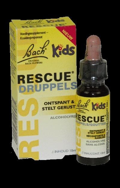 10 ml  KIDS Rescue Remedie - druppels