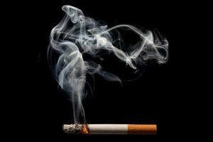 Tegen rooklucht. 5 ml