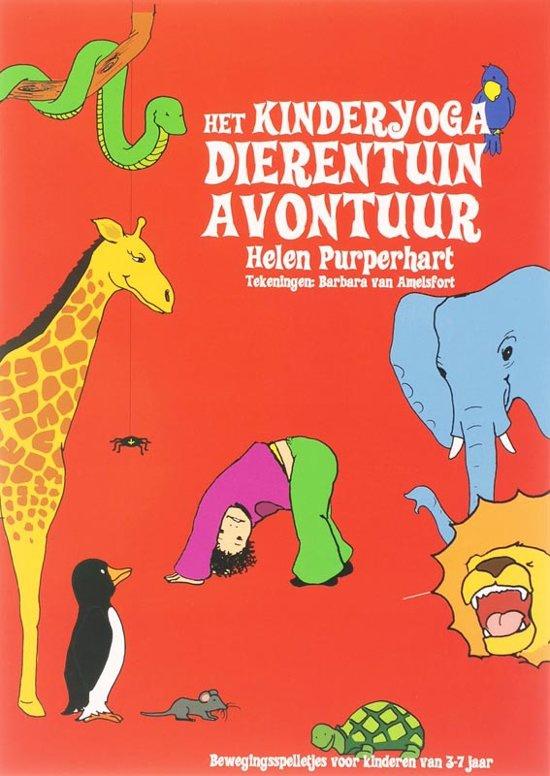Het Kinderyoga Dierentuin-avontuur