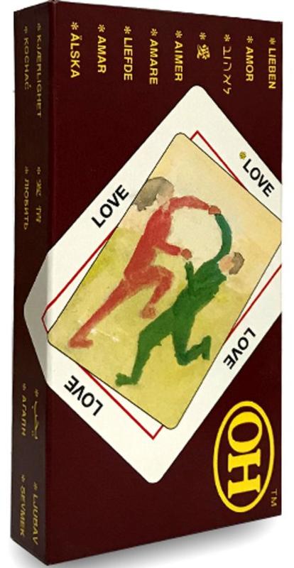 Oh-kaarten Love