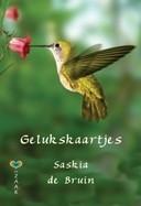 Gelukskaartjes - Saskia de Bruin