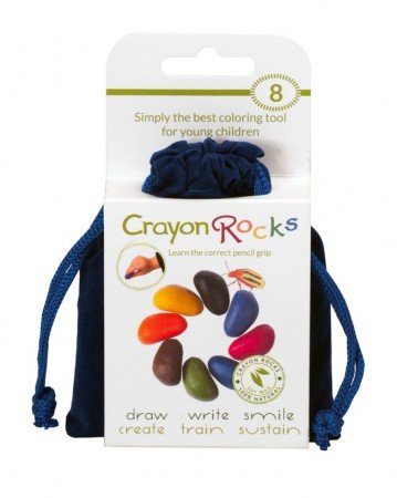 Crayon Rocks - Blue Velvet 8 colors